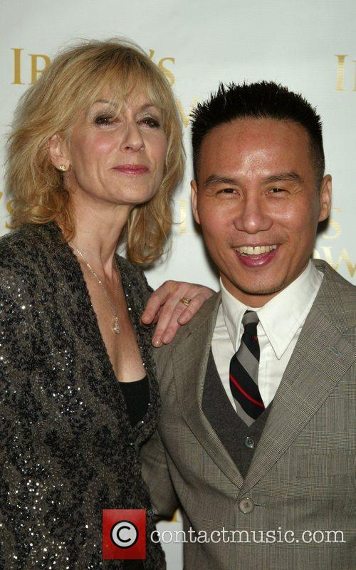 Judith Light and BD Wong Opening Night After...