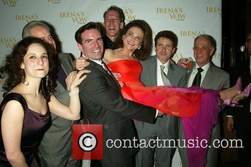 Tovah Feldshuh and cast Opening Night After Party...