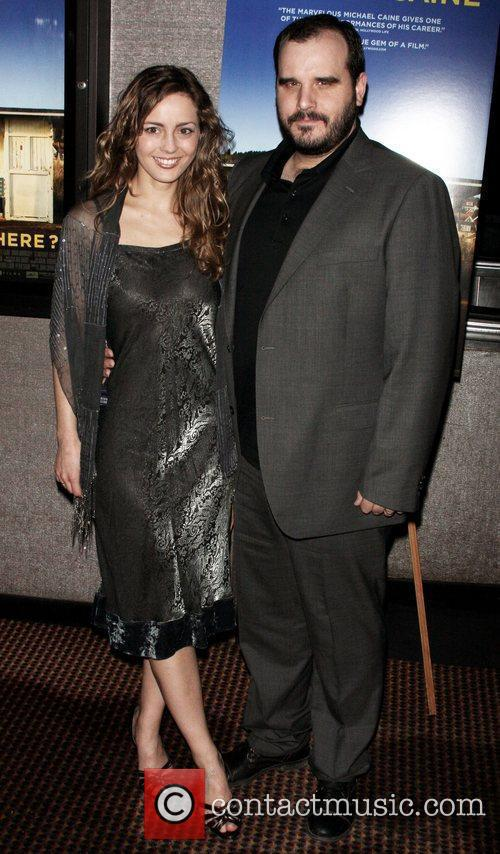 New York Premiere of 'Is Anybody There?' held...