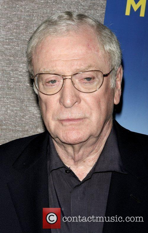 Sir Michael Caine New York Premiere of 'Is...