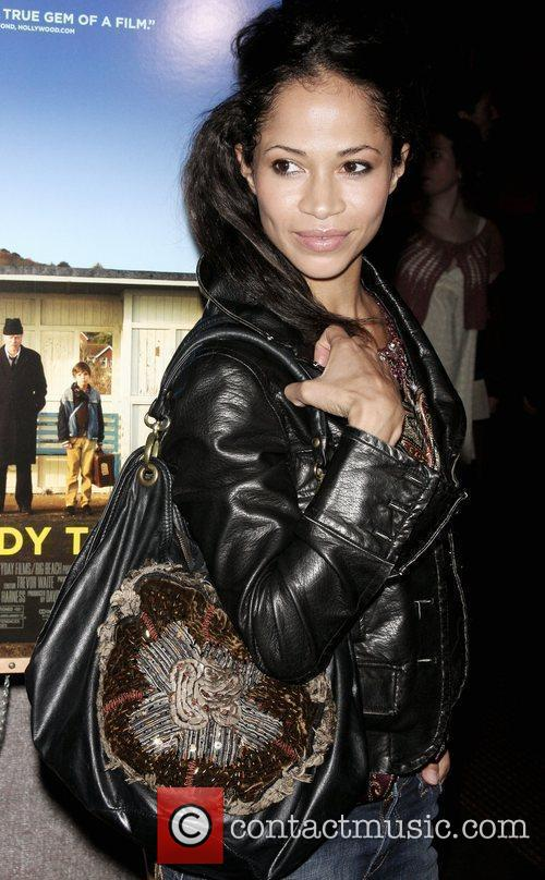 Sheri Saum New York Premiere of 'Is Anybody...