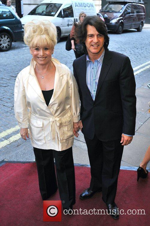 Barbara Windsor and Scott Mitchell Gala Premiere of...