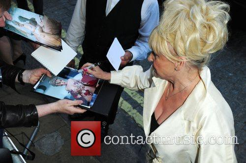 Barbara Windsor  Gala Premiere of 'Is Anybody...