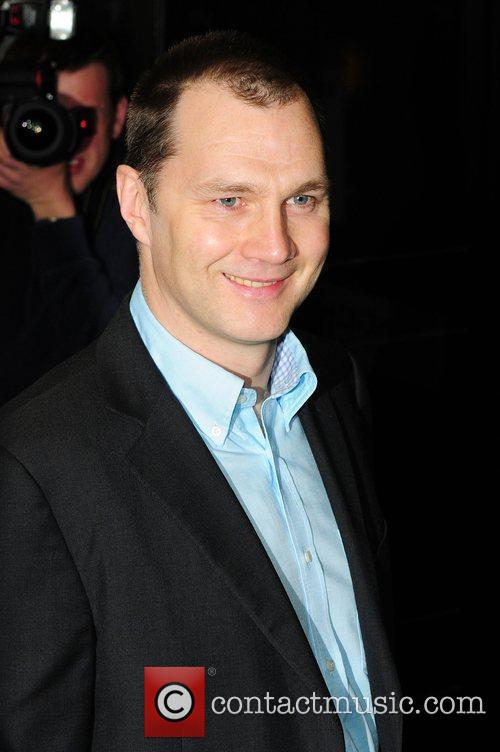 David Morrissey Gala Premiere of 'Is Anybody There?'...