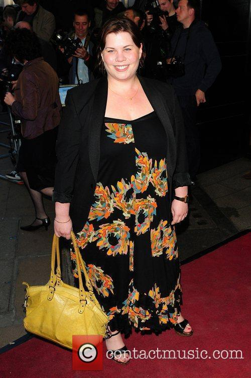 Katy Brand Gala Premiere of 'Is Anybody There?'...