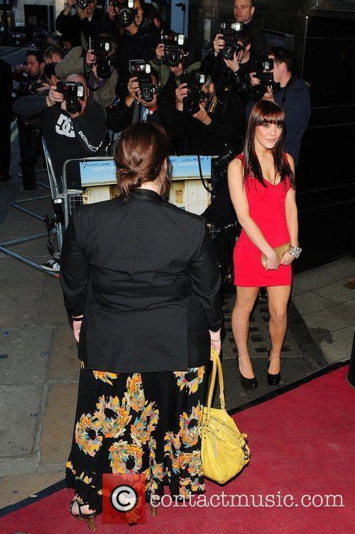 Linzey Cocker and Katy Brand Gala Premiere of...