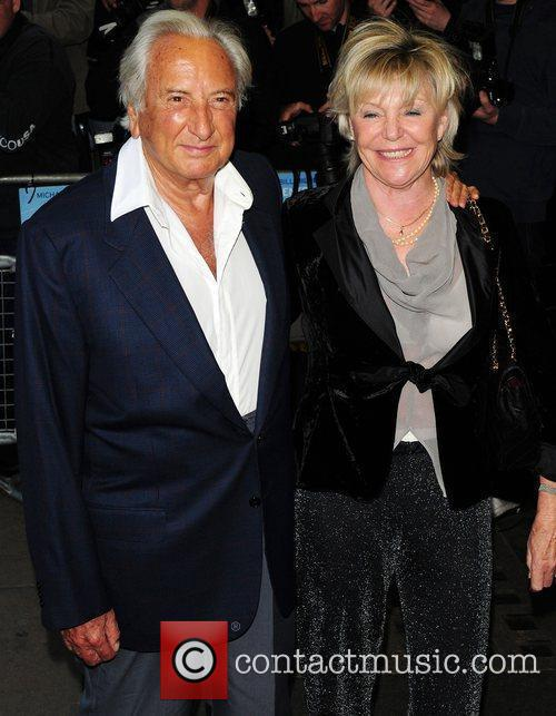 Michael Winner and Geraldine Lynton Edwards 2