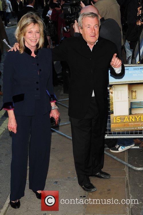 Terry O'Neill and Laraine Ashton Gala Premiere of...