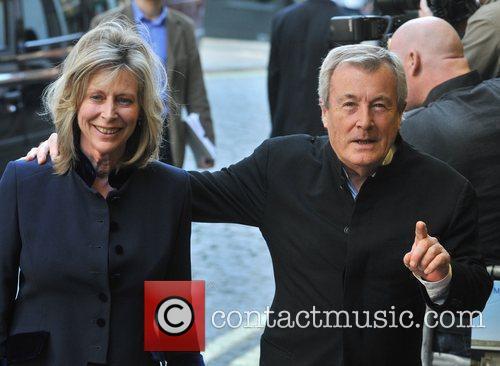 Laraine Ashton and Terry O'Neill Gala Premiere of...
