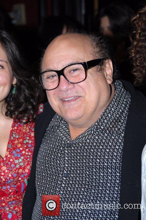 Danny Devito Israel Film Festival held at the...