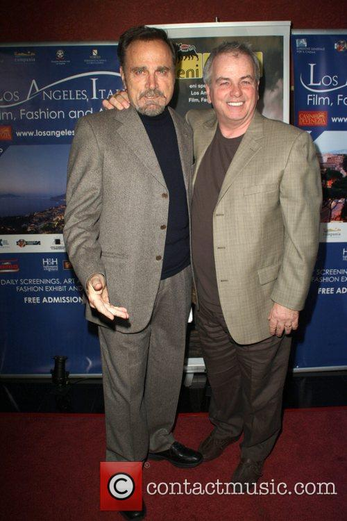 Franco Nero and Robert Moresco 3