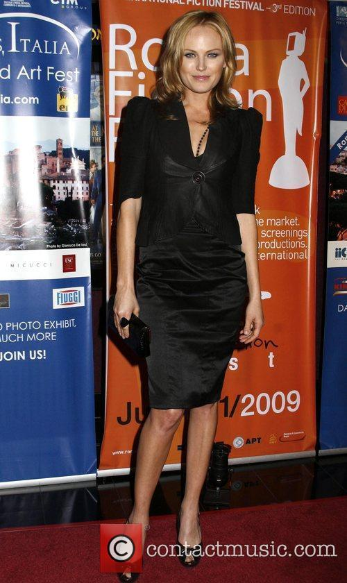 Attends the 4th Los Angeles Italia Film Fest...
