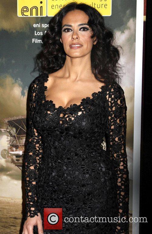 Maria attends the 4th Los Angeles Italia Film...