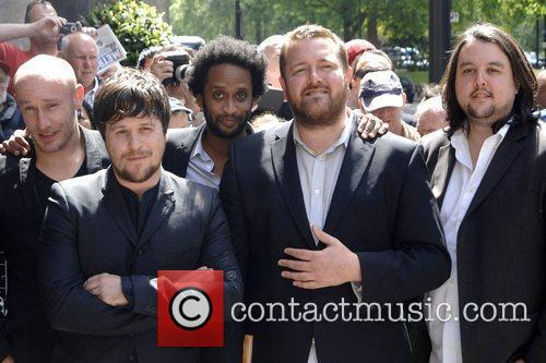 Elbow and Ivor Novello Awards 6