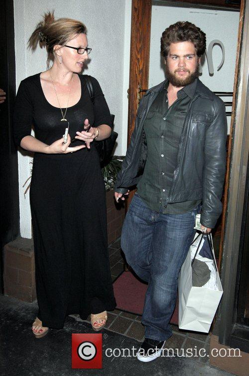 Jack Osbourne and Melinda Varga 3