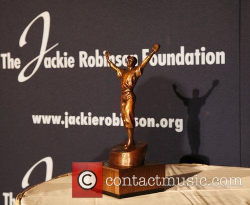 The Jackie Robinson foundation award The 2009 Jackie...