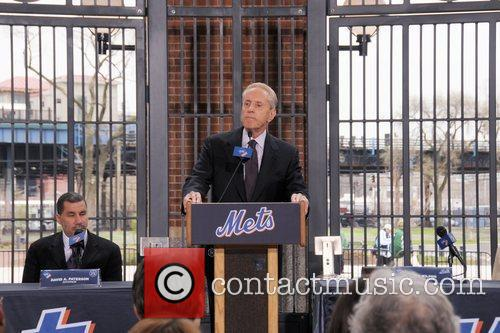 Fred Wilpon, chairman and chief executive officer of...