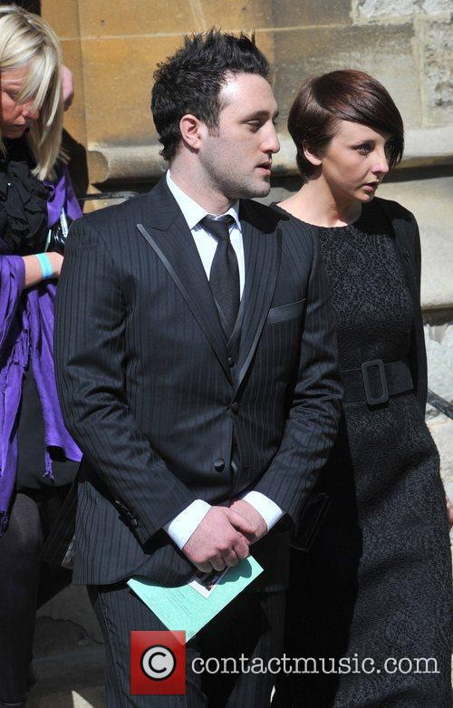 Antony Costa and Jade Goody 2