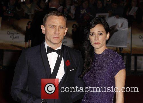 Daniel Craig and James Bond 21