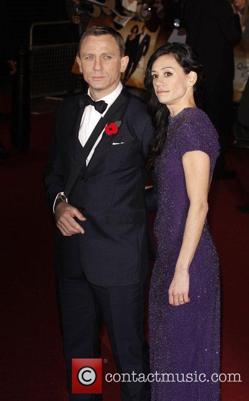 Daniel Craig and James Bond 20