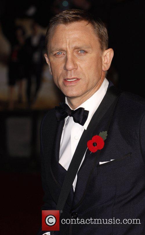 Daniel Craig and James Bond 1