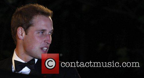 Prince William The World premiere of the new...
