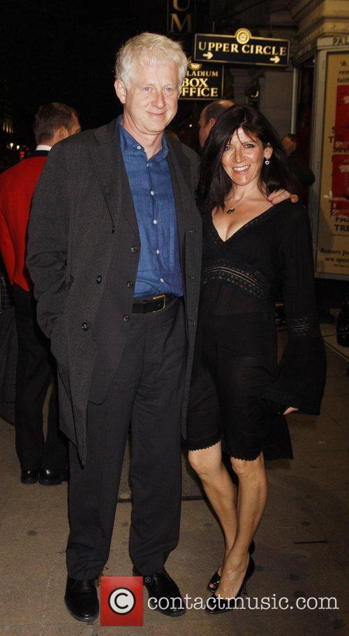 Richard Curtis and Emma Freud 4