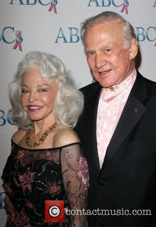 Buzz Aldrin and Lois Cannon The John Wayne...