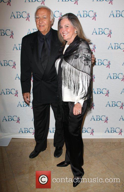 Robert Loggia and wife Audrey O'Brien The John...