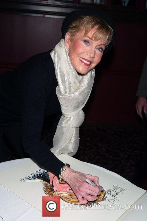 Jane Fonda Unveiling of the Jane Fonda Wall...