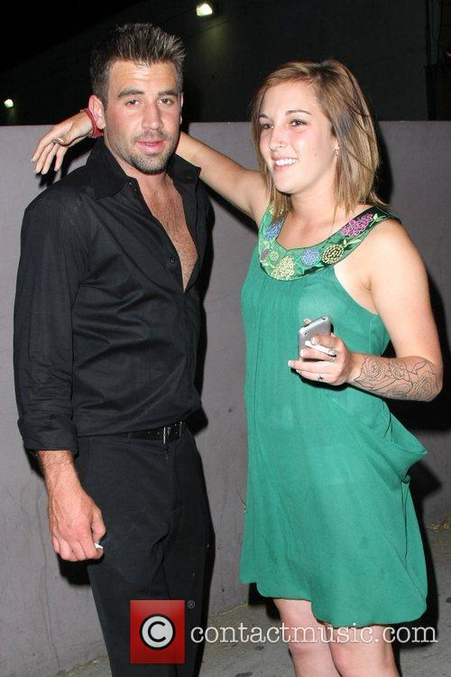 'the Hills' Star Jason Wahler Partying At The Apple Lounge With A Lady Friend 3