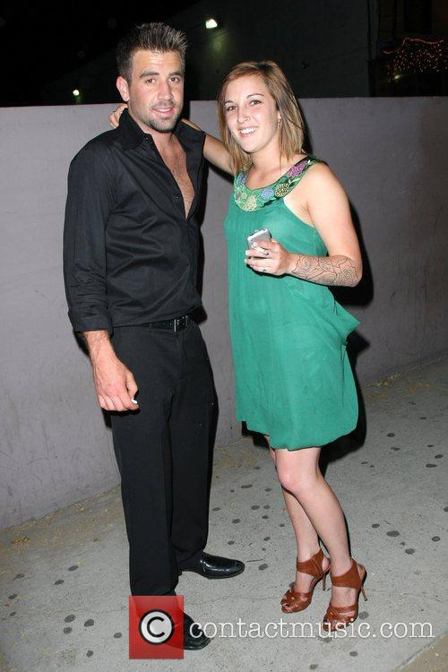'The Hills' star Jason Wahler partying at the...