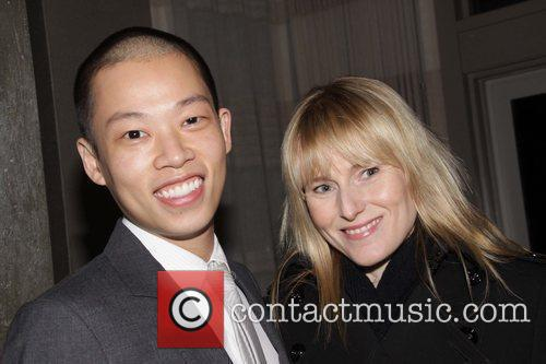 Jason Wu and Amy Astley Cocktail party for...