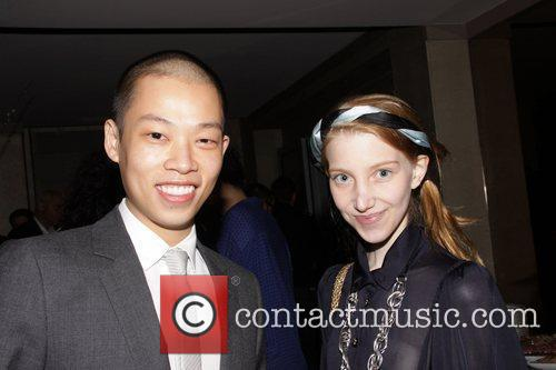 Jason Wu and Julia Frakes Cocktail party for...