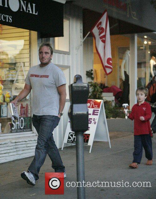 Jay Mohr and His Son Jackson 6