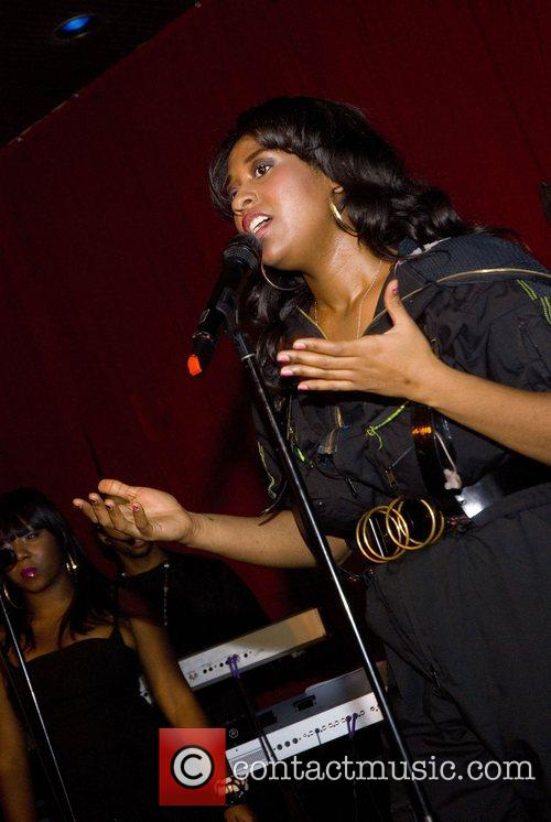 Jazmine Sullivan performs at the Chicago House of...