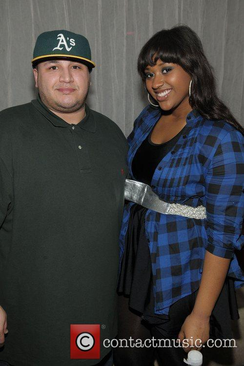 Jazmine Sullivan concert afterparty at Club Bed