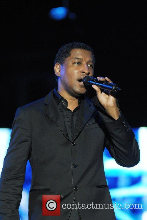 Kenneth 'Babyface' Edmunds performing live 4th Annual 'Jazz...