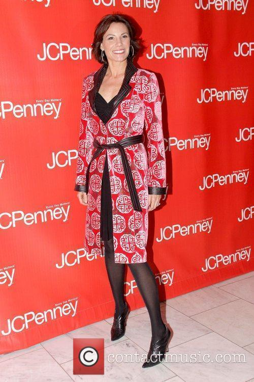 Countess Luan de Lesseps JCPenney Presents 'Style Your...