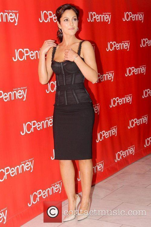 Minka Kelly JCPenney Presents 'Style Your Spring' at...