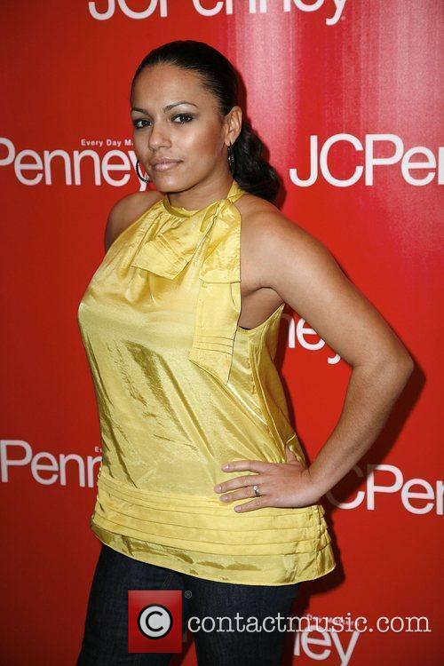 April Lee Hernandez  JCPenney Presents 'Style Your...