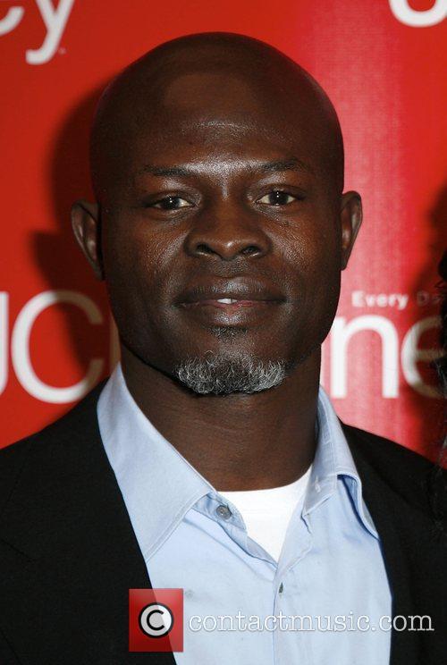 Djimon Hounsou  JCPenney Presents 'Style Your Spring'...