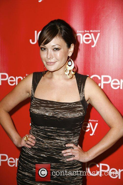 Lindsay Price  JCPenney Presents 'Style Your Spring'...