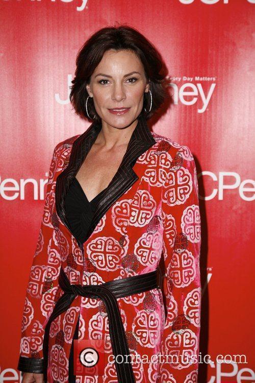 LuAnn de Lesseps  JCPenney Presents 'Style Your...