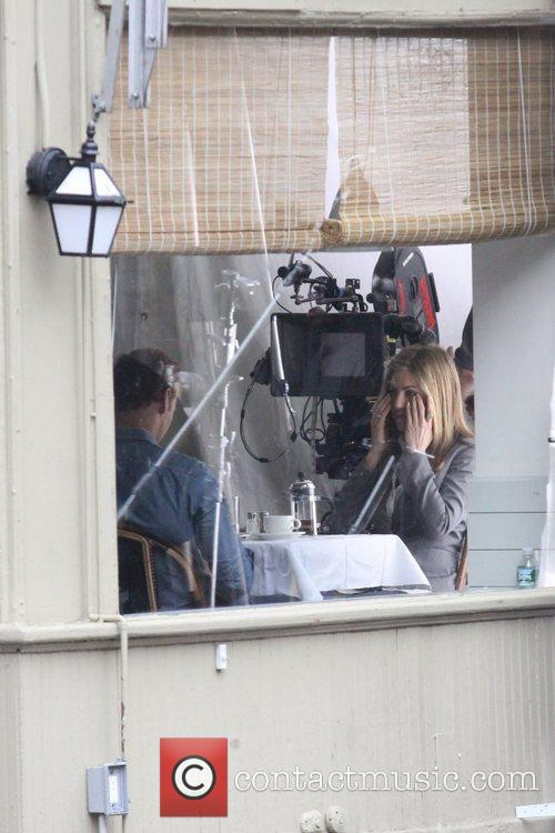 Patrick Wilson and Jennifer Aniston 1
