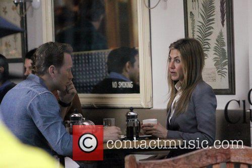 Patrick Wilson and Jennifer Aniston 2