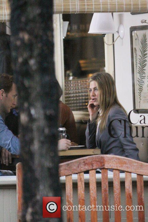 Patrick Wilson and Jennifer Aniston 4