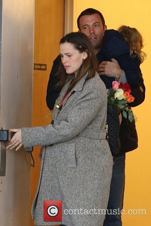Ben Affleck and Jennifer Garner pick up their...