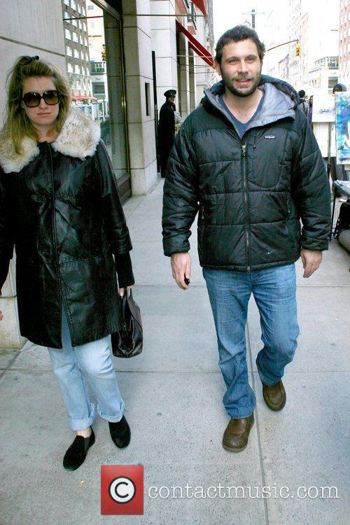 Addie Lane and Jeremy Sisto 'Law & Order'...