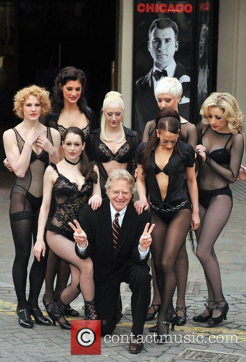 Jerry Springer/Chicago - photocall held at the Cambridge...